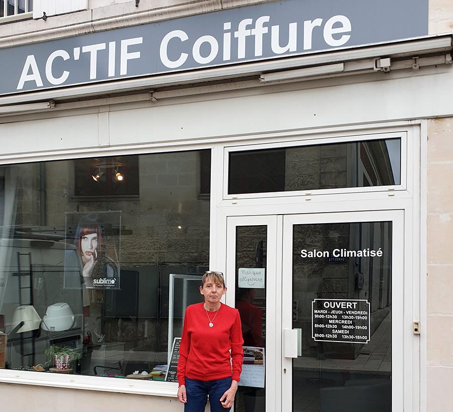 Actif Coiffure - Pons Actions Commerciales