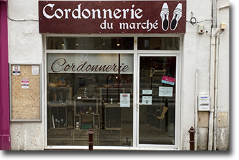 Cordonnerie du Marché - Pons