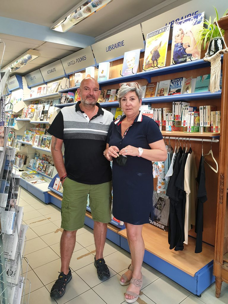Tabac Presse - Corine et Richard - Pons