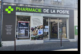 Pharmacie de la Poste à Pons - Pons Actions Commerciales